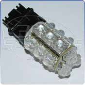 3157 / 4157, 18-Flux Bulb (pr) Color: White