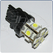 3157 / 4157, 18-Flux Bulb (pr) Color: Amber