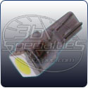 3BSpec: LED T5, 1-SMD, Blue (ea)