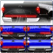 Rampage: SUPERBRITE LED Tail Gate Bar, 49-Inch