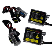 3BSpec: H4 / 9003 Bi-Xenon HID Kit - 35w AC Digital