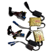 3BSpec: H13 / 9008 Xenon HID Kit - 35w AC Canbus Gold
